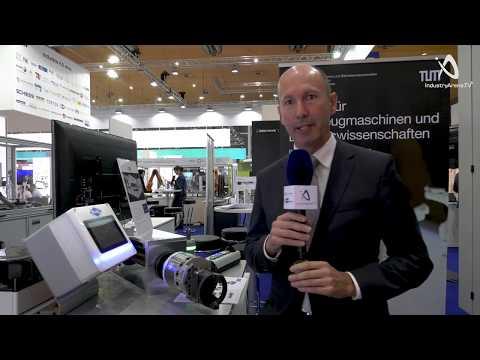industrie 4.0 area auf der EMO Hannover - Tag 5, 22.09.2017