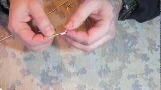 Лучший узел для привязывания Крючков (имхо)