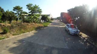 preview picture of video 'Tricoptor FPV in my hometown'