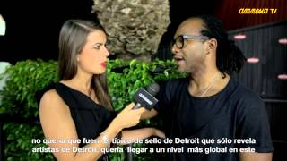 Interview Stacey Pullen  AmnesiaTV 2014