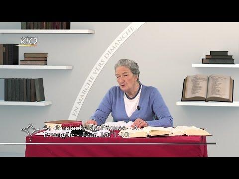 4e dimanche de Pâques A - Evangile