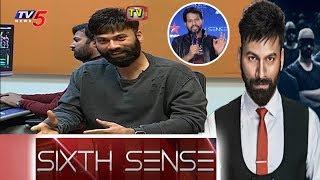 Omkar interview On 'Sixth Sense Show'