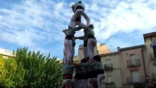 preview picture of video '4de6a Human Towers - Castellers de Mollet - Mollet del Vallès'