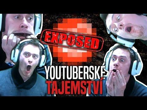 Vyzradil jsem youtuberské tajemství