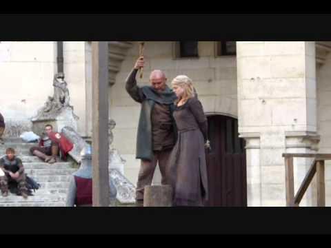 Merlin series 5 episode 13 Behind the scenes