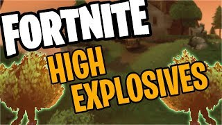 Bush Brothers | Fortnite High Explosives Win