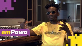 Mr Eazi Discusses Empawa Africa