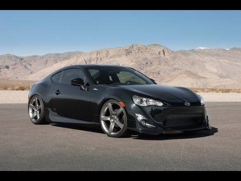2013 Scion FR-S Custom Five Axis Edition Revealed