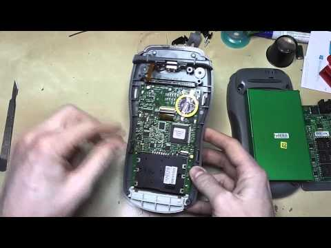Removing Tamper Message on VeriFone VX520 credit card machine