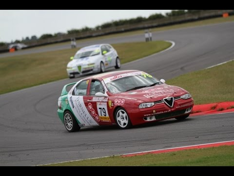 Snetterton 2015 – Race 1 – Dave Messenger – Rear View