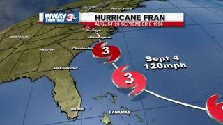 A Look Back at Hurricane Fran
