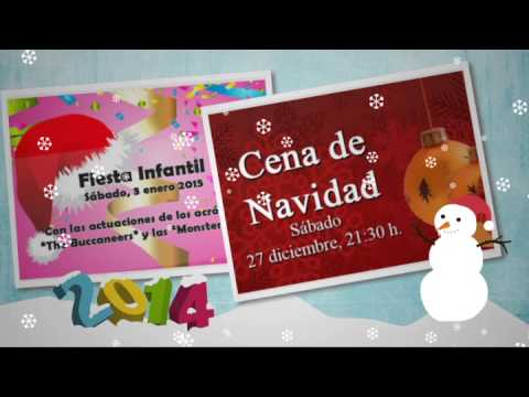FELICES FIESTAS - Club Náutico Bajamar