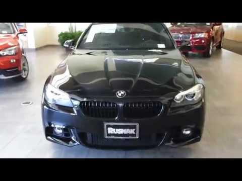 "NEW BMW 535I Black Out!! M Sport Black 19"" Wheels"