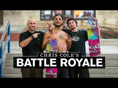 Can The Best Skateboard Ever Made Withstand This Board-Breaking Trick?   Battle Royale