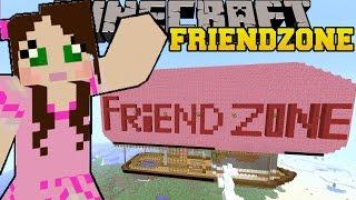 Minecraft: THE FRIENDZONE! - VALENTINES DAY - Custom Map [3]