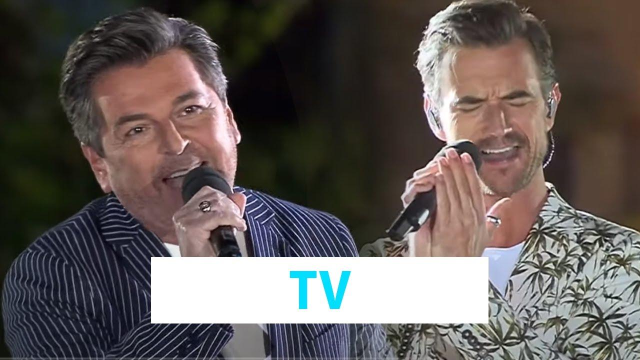 Thomas Anders & Florian Silbereisen – Du kannst ein Sieger sein
