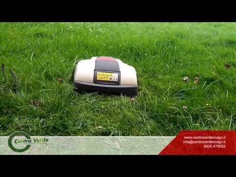 Robot Rasaerba Honda Miimo HRM 3000