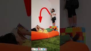 Funny jump vfx video | Viral magic video #SHORTS