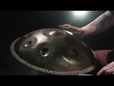 Відео HandPan артист  1