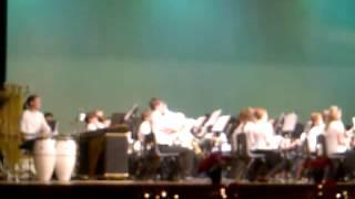 CMJH winter concert 2012