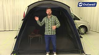 Cruising Zelt Kollektionsvideo in Deutsch | Innovative Familien Camping