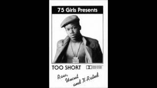 Too $hort - Oakland, California