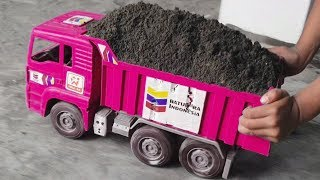 Sand Truck 🚚 Toy Truck for Kids #6