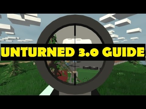 Steam Community :: Guide :: <b>Unturned</b> 3.0: ITEM ID GUIDE! (updated ...