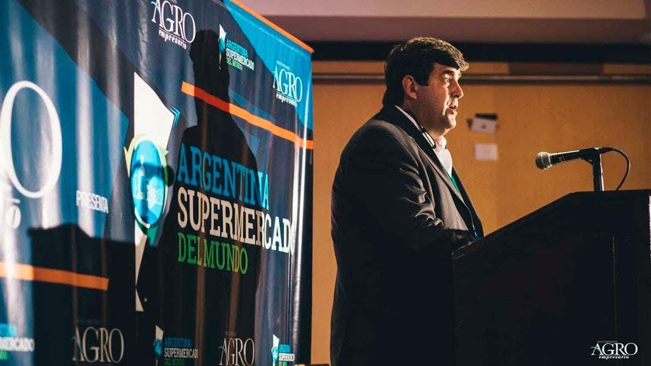 Martín Pasman - Presidente de Valmont Industries de Argentina