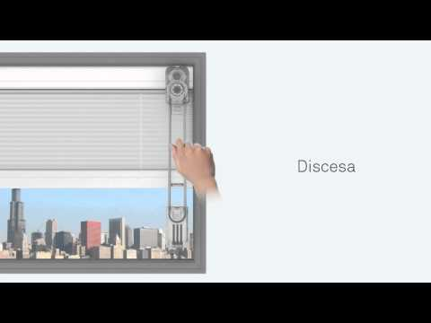 C Systems ScreenLine Pleated Blinds Video