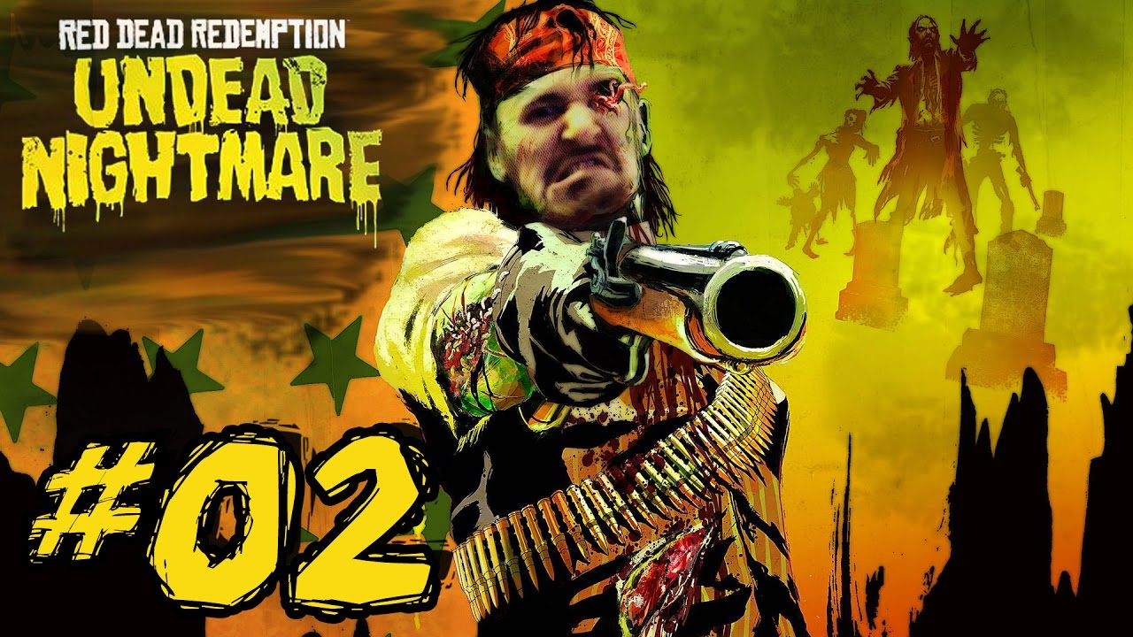 [Let's Play] Undead Nightmare (Xbox One) – Part 02: Bigfoot