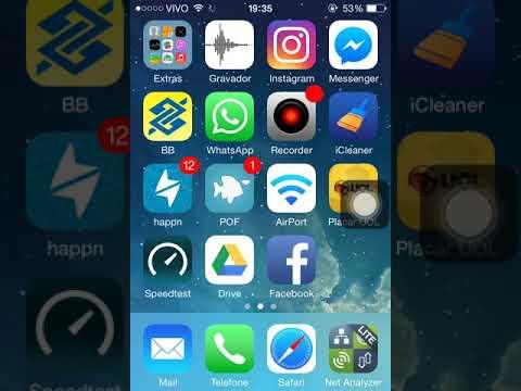 Baixar apps no iphone 4 iOS 7.1.2 Definitivo 2019