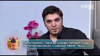 """""""Dana Durdana rəqs etmək bacarmır"""" - Ramil Qasanovdan etiraf"""