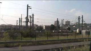 preview picture of video 'Les Trains filmés à Pantin'
