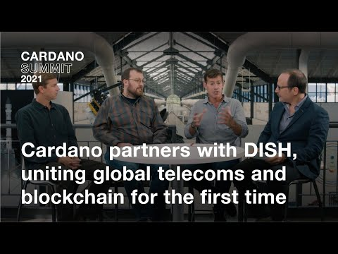Cardano Summit: DISH Announcement