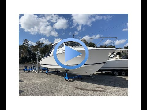 2019 Pursuit OS 325 Off Shore Fishing Cabin Boat for Sale Jacksonville, Florida