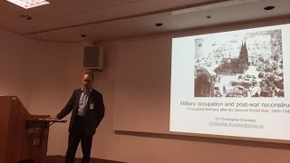 Military Occupation and Post-War Reconstruction of Germany, 1945-49