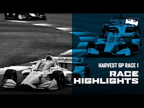 インディーカー第12戦第13戦 インディカー・インディアナポリス レース1ハイライト