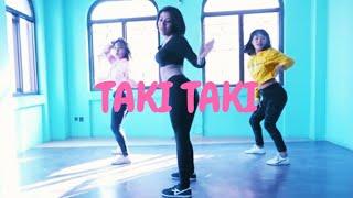 Taki Taki - DJ Snake ft. Selena Gomez, Ozuna, Cardi B | Roni and Rupa Choreography