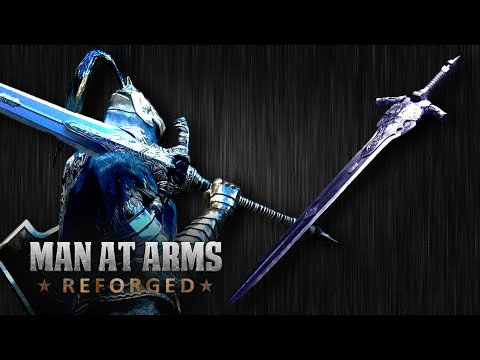 Dark Souls III Great Sword of Artorias