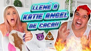 24 HORAS SIENDO ESCLAVO DE KATIE ANGEL!! 😭 TERMINA MAL!! 💩🙈 | Oso 🐻