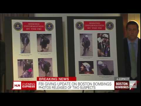FBI: Αυτοί είναι οι ύποπτοι της Βοστώνης (video)