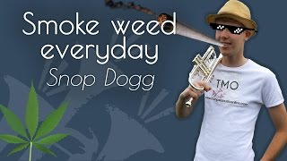 Snoop Dogg - Smoke weed everyday (TMO Cover) (42.0K subs)