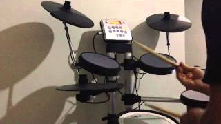 Loveland - Tower of Power - Drum Cover - Berg Drum