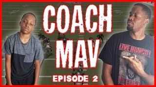 NAPPY BLACK BOY DISRESPECTS COACH MAV!! - Coach Mav Ep.2 | Madden 17 Online Gameplay