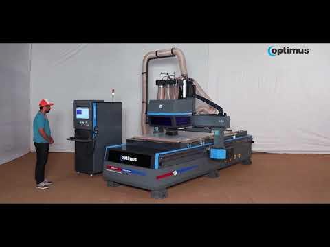 Optimus Nesting CNC Machine- OptiRout 6.9V