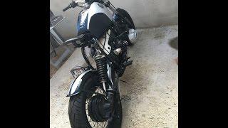 LA SAGA DE MON BMW R100R