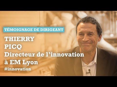 EM Lyon – Thierry Picq, Directeur de l'innovation à EM Lyon