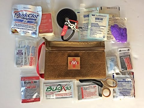 PRE ORDER!! WEFAK: Wilderness Emergency First Aid Kit