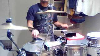 Marc Anthony - Tu amor me hace bien (timbal cover)